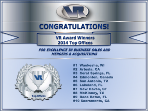 VR Award Winners 2014